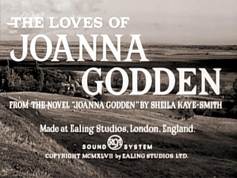 Main title from The Loves of Joanna Godden (1947)