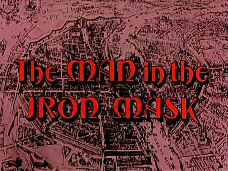 Main title from The Man in the Iron Mask (1977) (3)