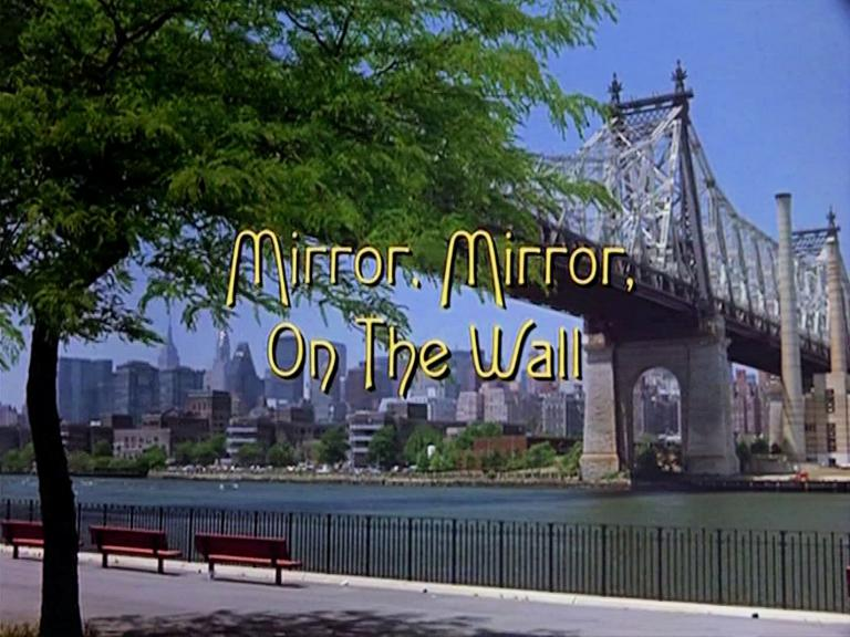 Main title from the 1989 'Mirror, Mirror, on the Wall: Part 1' episode of Murder, She Wrote (1984-1996) (1)