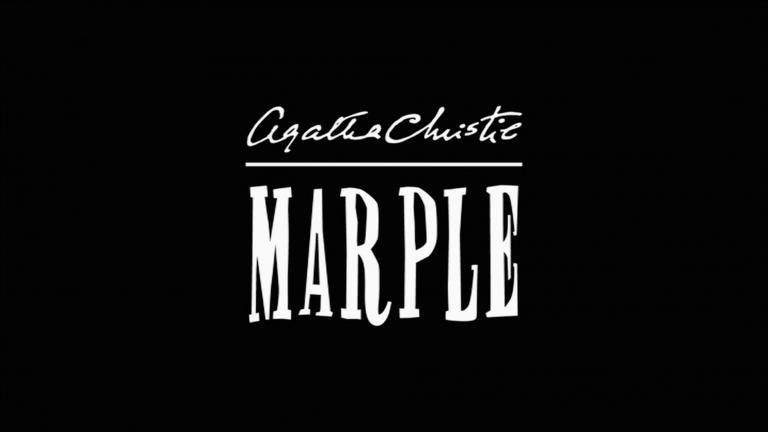 Main title from the 2005 'A Murder Is Announced' episode of Agatha Christie's Marple (2004-2013) (1)