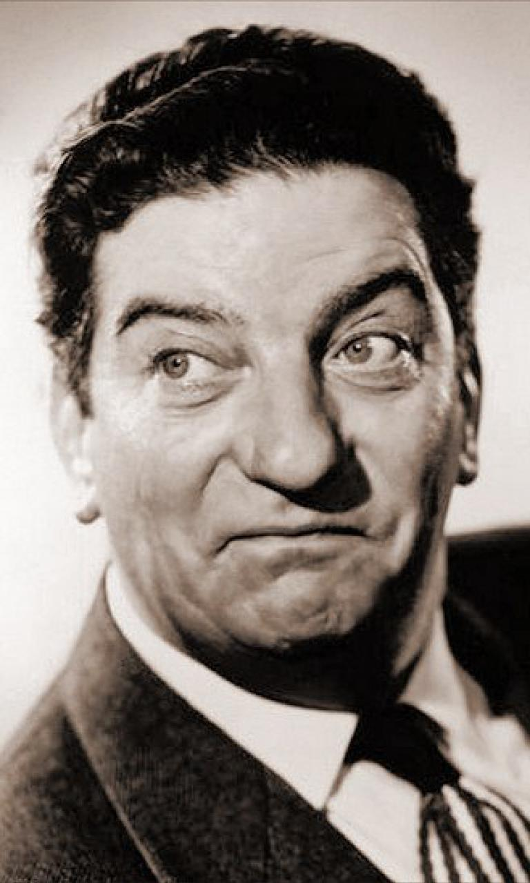 British music hall comedian, Sid Field
