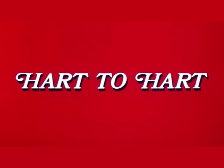 Main title from the 1982 'My Hart Belongs to Daddy' episode of Hart to Hart (1979-1984)