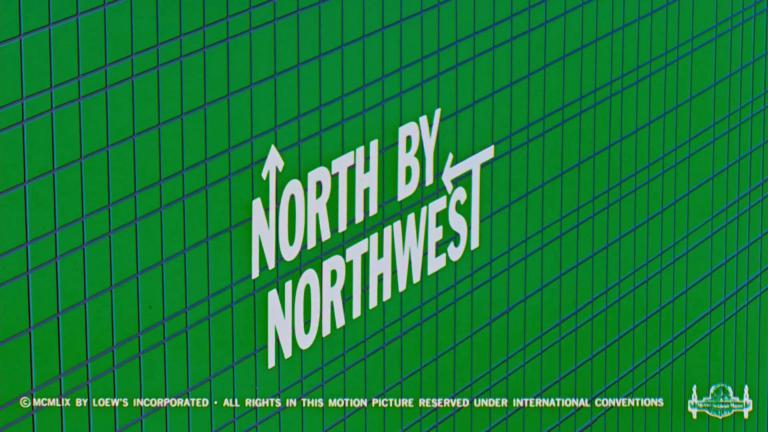Main title from North by Northwest (1959) (7)