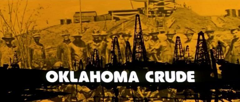 Main title from Oklahoma Crude (1973) (10)