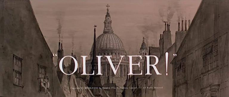 Main title from Oliver! (1968) (3)
