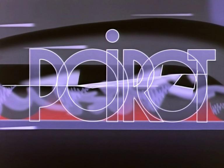 Opening credits from the 1991 'The Plymouth Express' episode of Poirot (1989-2013) (1)