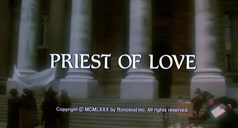 Main title from Priest of Love (1981) (9)