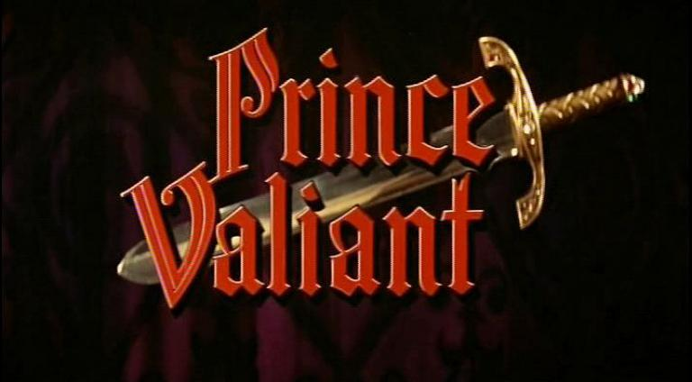 Main title from Prince Valiant (1954)