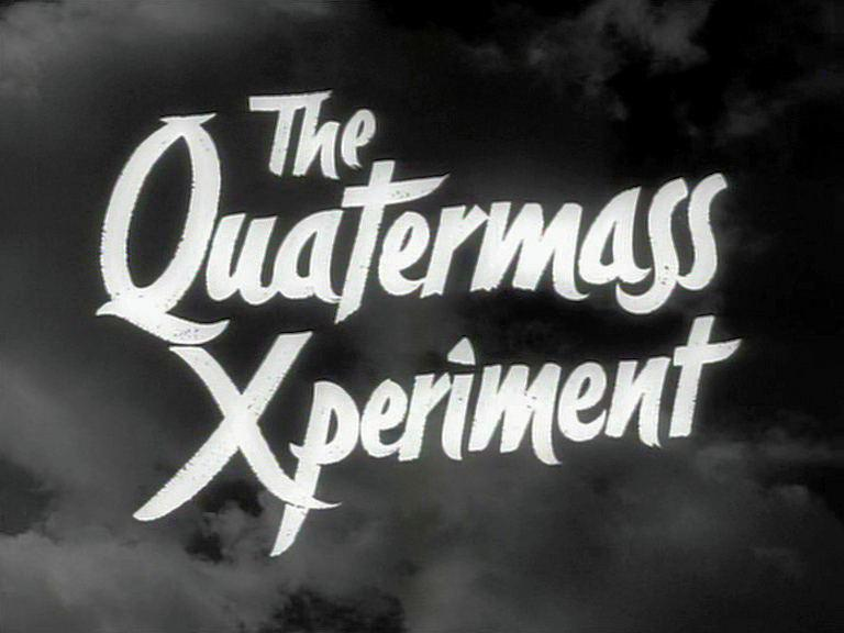 Main title from The Quatermass Xperiment (1955)