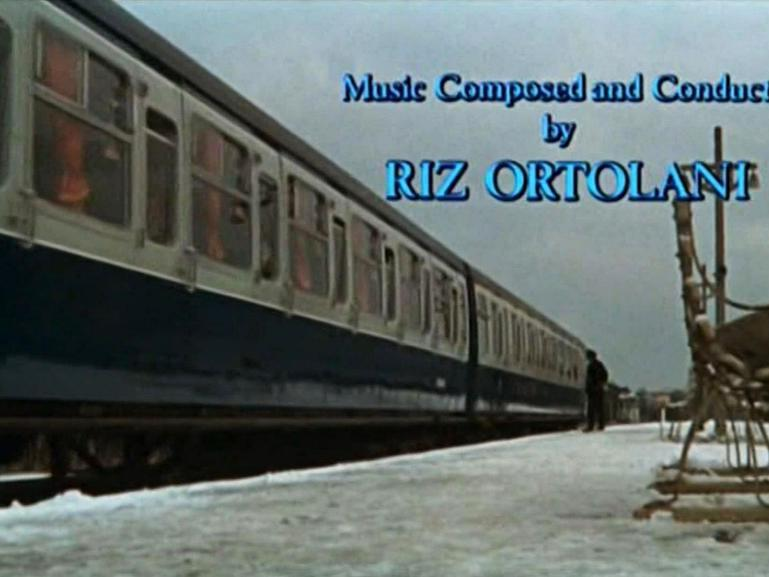 Main title from Say Hello to Yesterday (1971) (11).  Music composed and conducted by Riz Ortolani