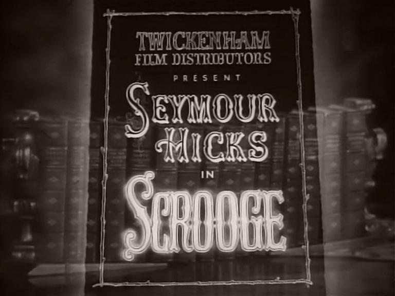 Main title from Scrooge (1935) (1)