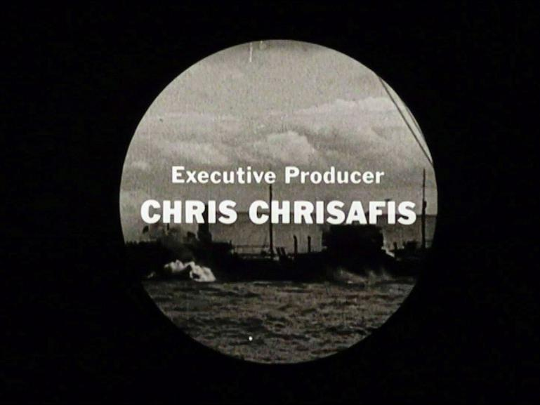 Main title from The Sea Wolves (1980) (15).  Executive Producer Chris Chrisafis