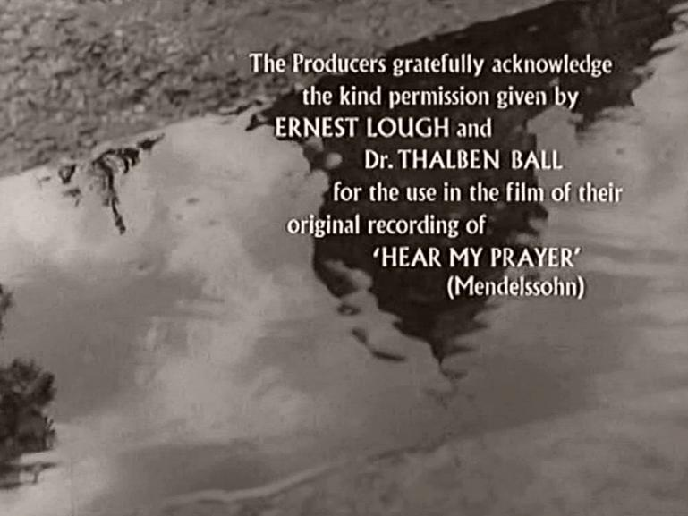 Main title from Seance on a Wet Afternoon (1964) (10)