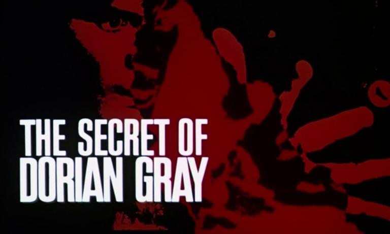 Opening credits from Dorian Gray (2) [as The Secret of Dorian Gray]