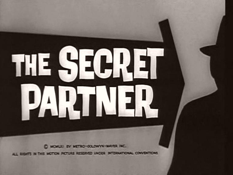 Main title from The Secret Partner (1961)