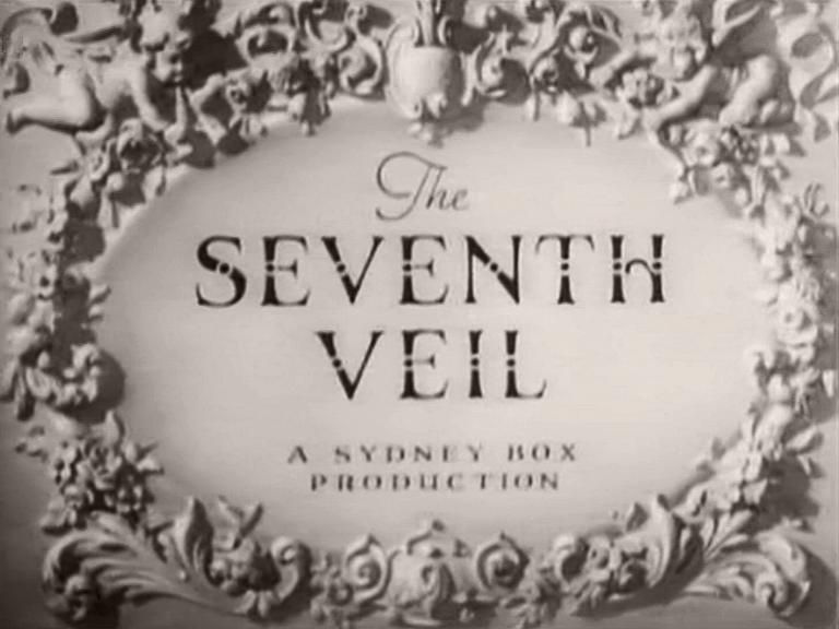Main title from The Seventh Veil (1945) (2). A Sydney Box production.
