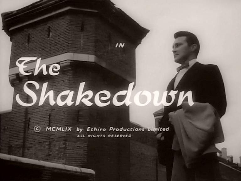 Main title from The Shakedown (1960) (4)