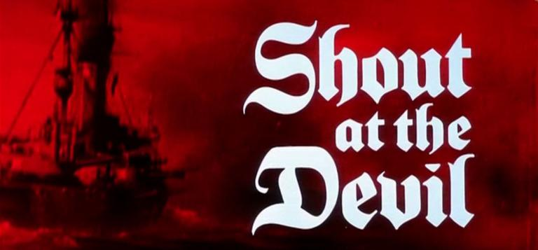 Main title from Shout at the Devil (1976) (6)