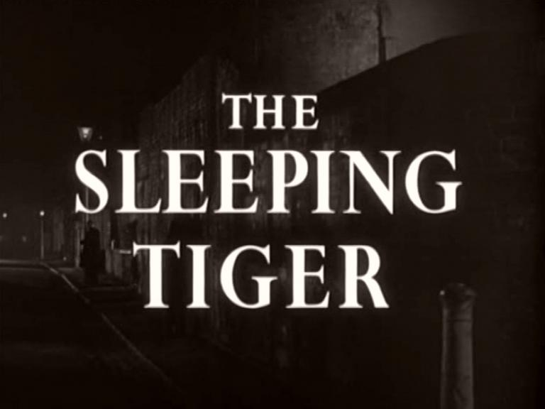 Main title from The Sleeping Tiger (1954) (5)