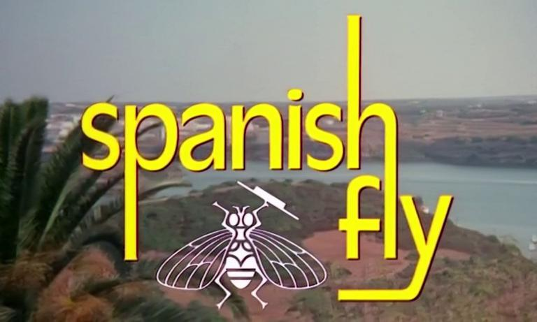 Main title from Spanish Fly (1976) (3)
