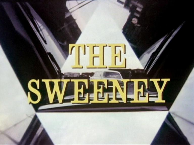 Main title from the 1978 'Messenger of the Gods' episode of The Sweeney (1)