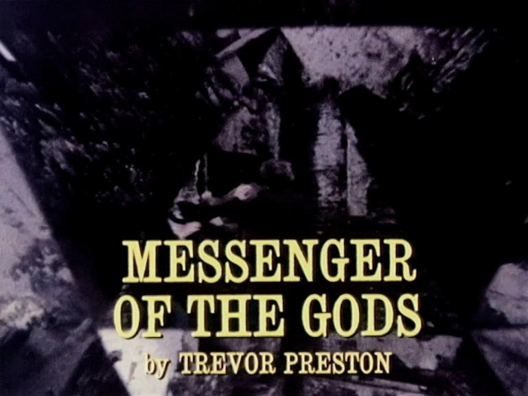 Main title from the 1978 'Messenger of the Gods' episode of The Sweeney (5).   By Trevor Preston