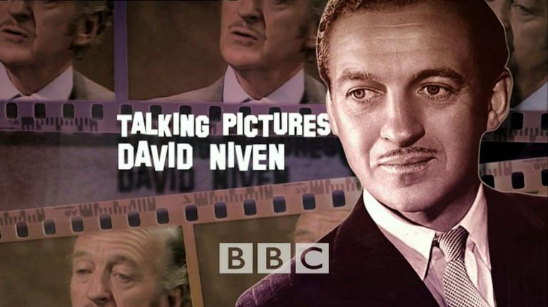 Main title from Talking Pictures (2013) | David Niven (2013)