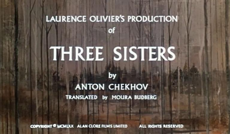 Main title from Three Sisters (1970) (5). By Anton Chekhov