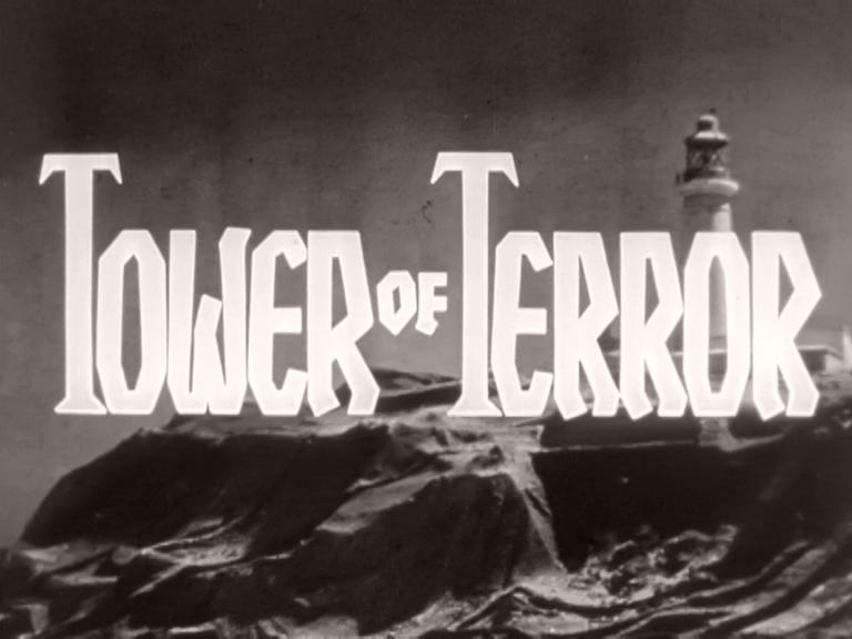 Main title from Tower of Terror (1941) (4)