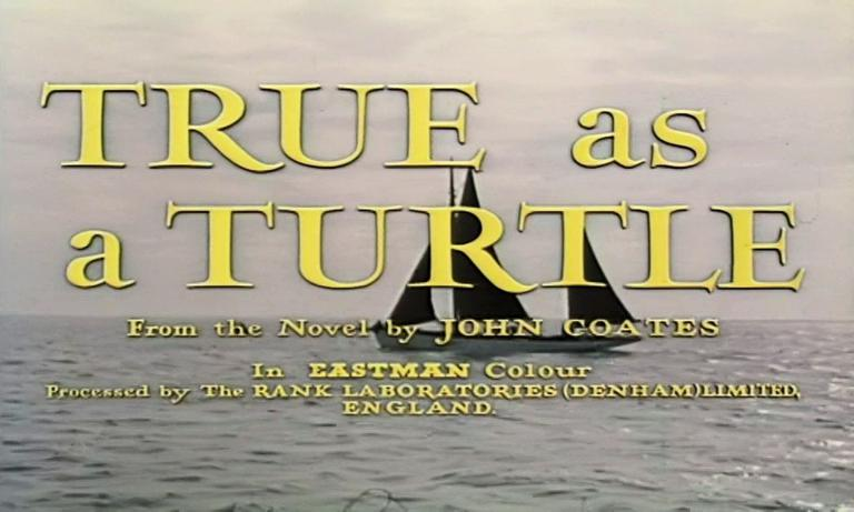 Main title from True as a Turtle (1957) (4)