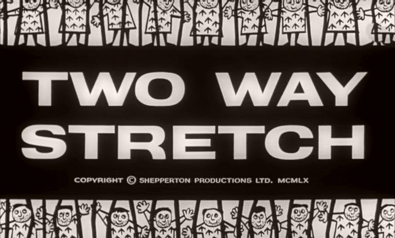 Main title from Two Way Stretch (1960) (3)