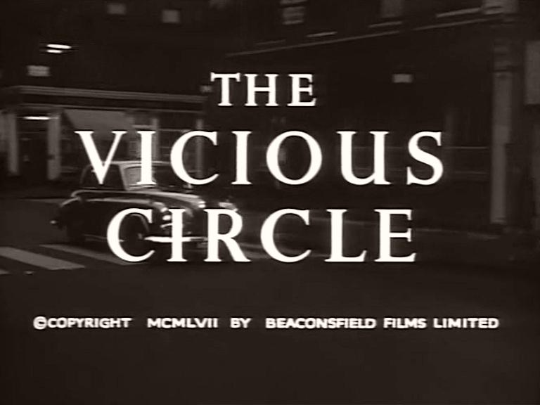 Main title from The Vicious Circle (1957)
