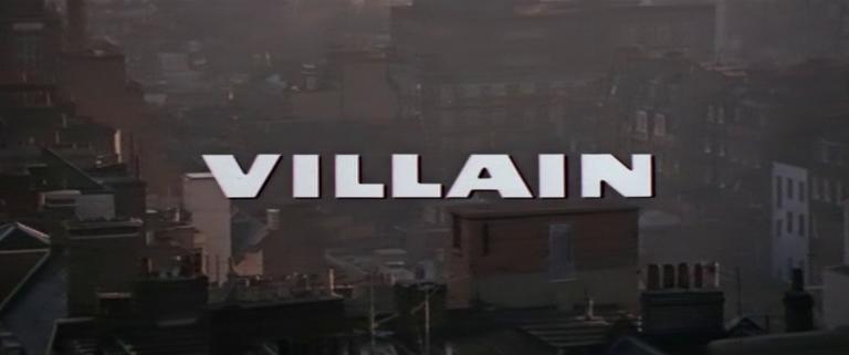 Main title from Villain (1971) (6)