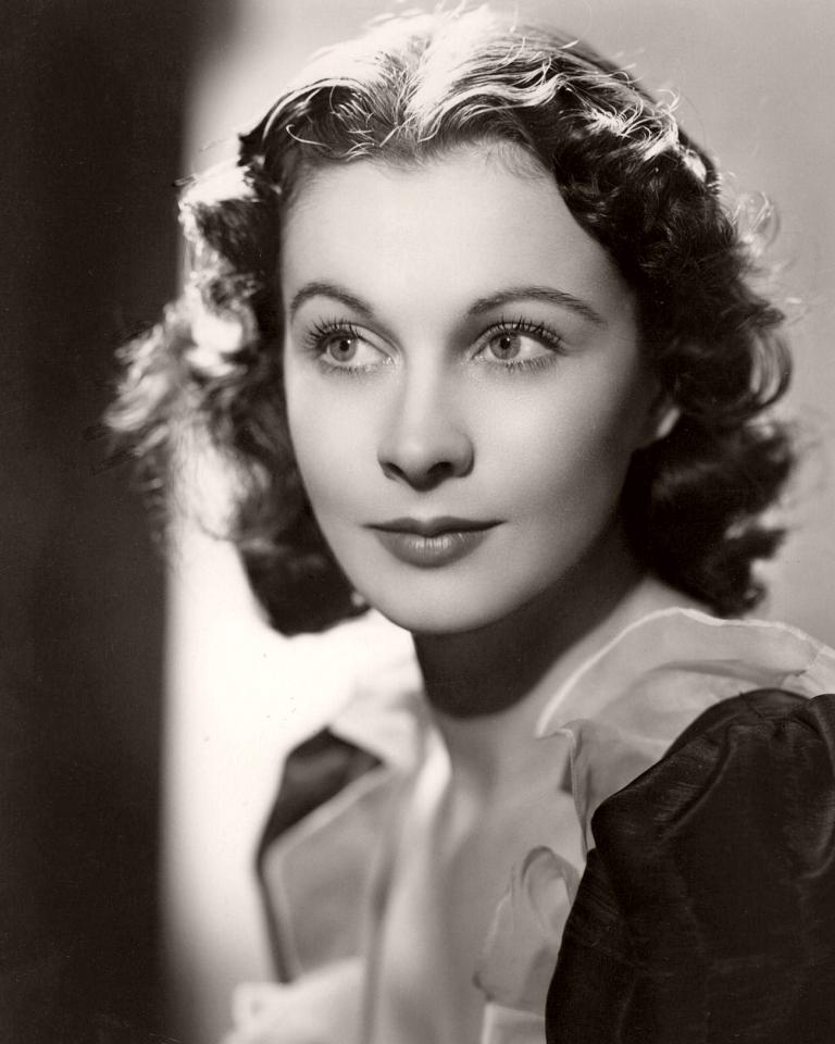 Distinguished British leading lady, Vivien Leigh