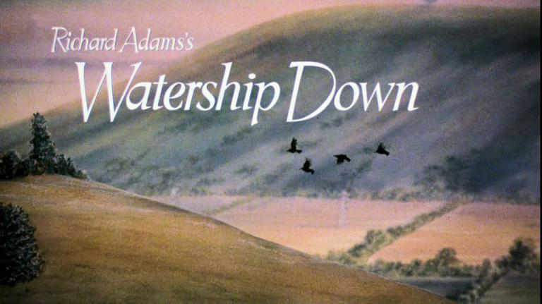 Main title from Watership Down (1978)