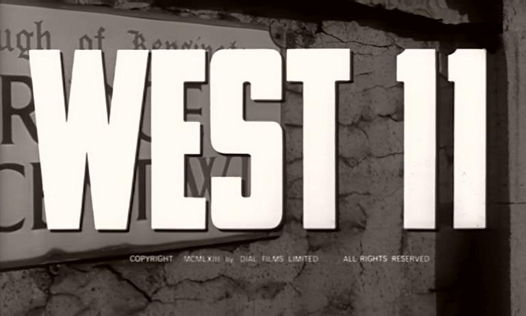 Main title from West 11 (1963) (3)