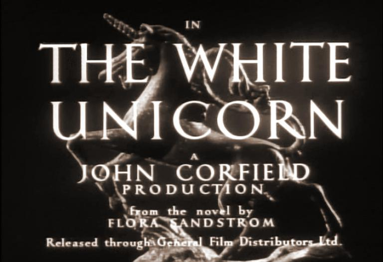 Main title from The White Unicorn (1947)