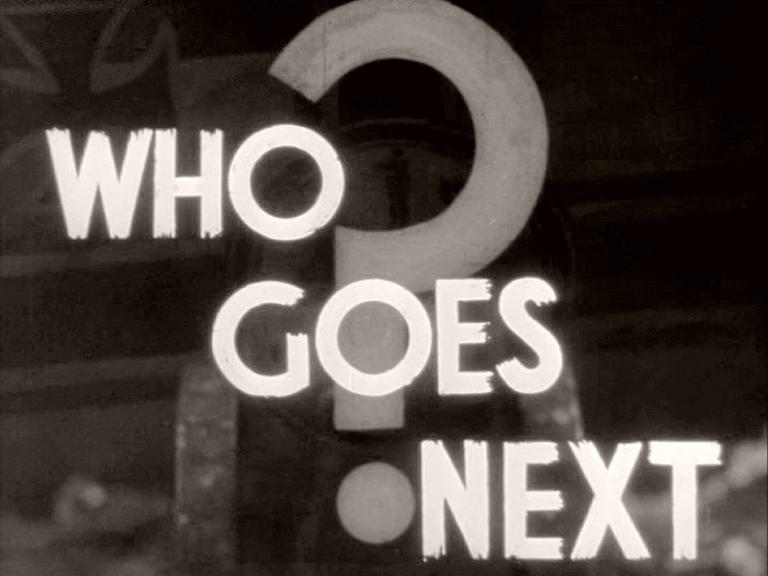 Main title from Who Goes Next? (1938) (3)