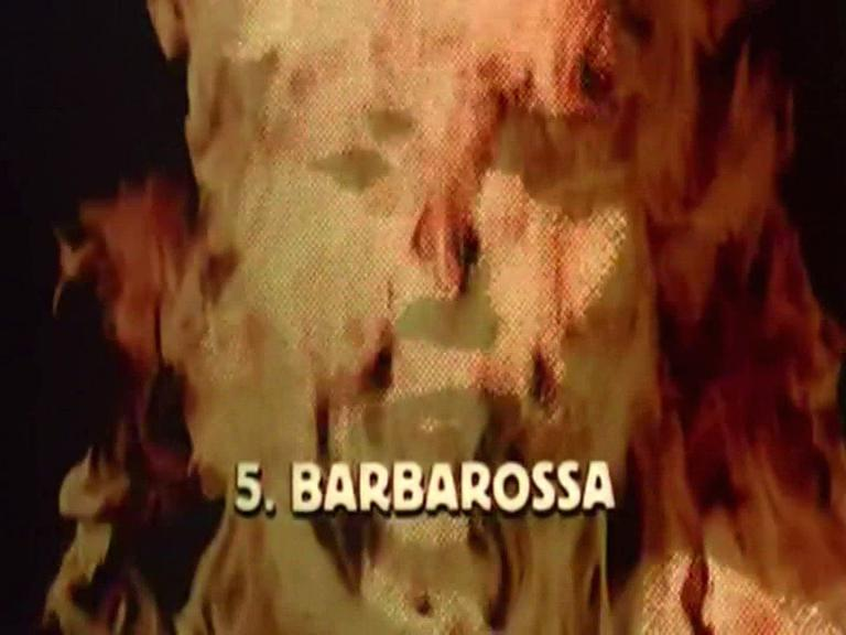 Main title from the 1973 'Barbarossa' episode of The World at War (1973-74) (1)