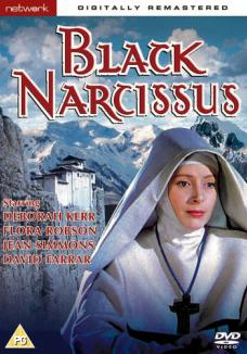 Black Narcissus DVD with Deborah Kerr