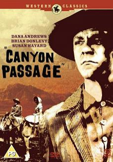 Canyon Passage DVD