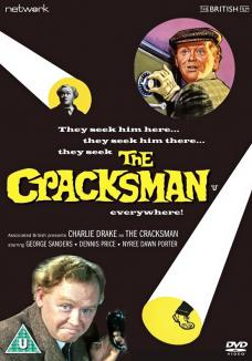 The Cracksman DVD from Network and the British Film