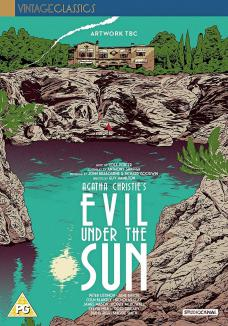Evil Under the Sun DVD from Studiocanal