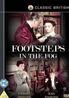 Footsteps in the Fog DVD