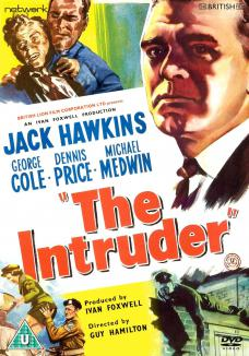 Intruder DVD from Network and The British Film.  Features Jack Hawkins.