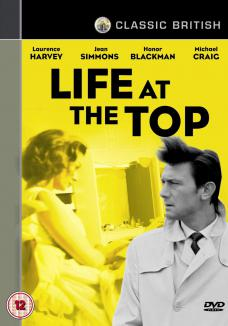 Life at the Top DVD from Sony Pictures, 2011