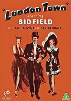 DVD cover of London Town (1946) from Strawberry Media [2021] (2)