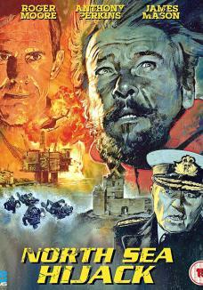 North Sea Hijack Blu-ray from 88 Films (2019)