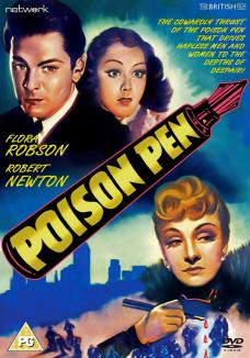 Poison Pen DVD from Network and the British Film