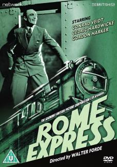 Rome Express DVD from Network and The British Film